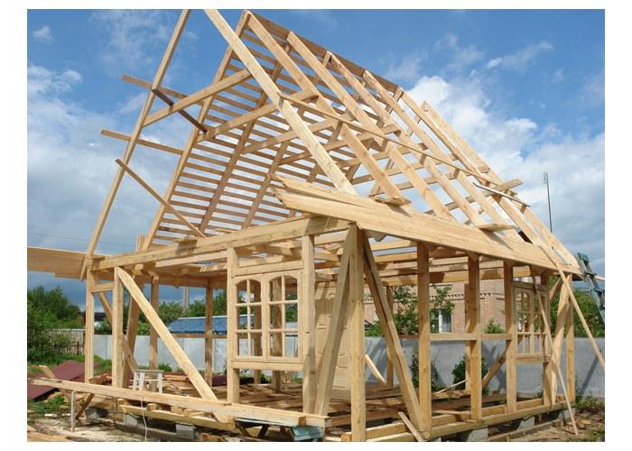 Каркасный дом своими руками без опыта строительства:…